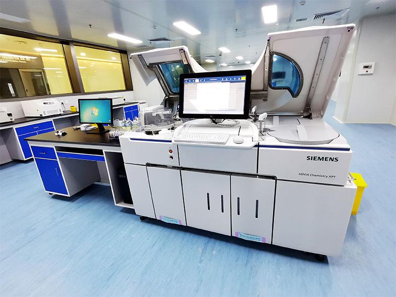 西门子全自动化学发光免疫分析仪(ADVIA® Centaur XPT)副本